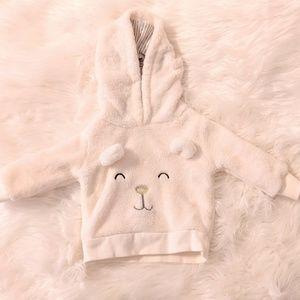 Carter's bear hoodie